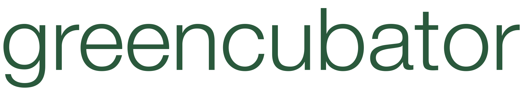 greencubator | connecting energy talents Logo