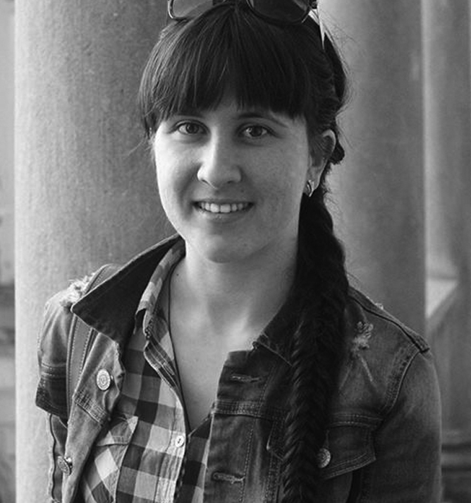 Anastasiia Ivashyna