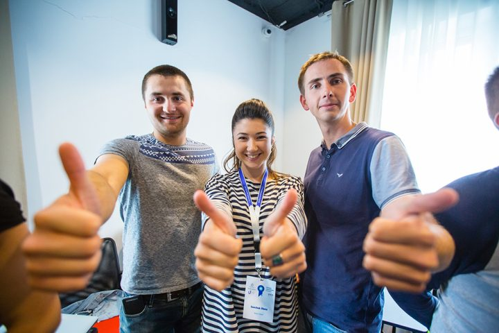 ClimateLaunchpad Bootcamp 2017 in Ukraine